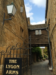 The Lygon Arms, Broadway, The Cotswolds