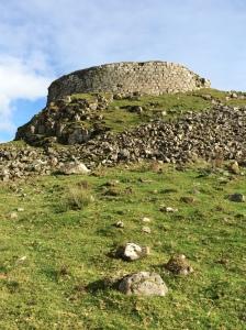 Dun Beag Broch, Isle of Skye.