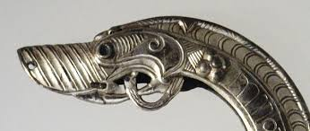 Silver work of the Picts